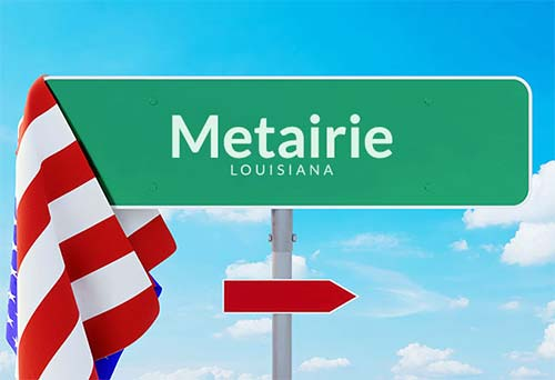 Local Resources for City of Metairie, LA Residents​