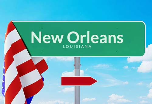 Local Resources for City of New Orleans, LA Residents