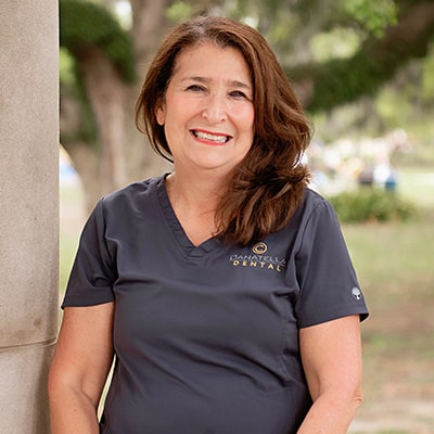 Maria: Front Desk - Metairie - Canatella Dental General and Cosmetic Dentistry