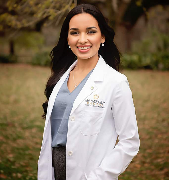 Meet Dr. Katerine Pagoada at Canatella Dental in Metairie, LA and New Orleans, LA